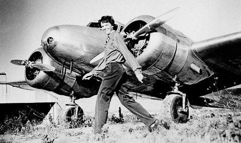 Amelia Earhart – Record-breaking Aviation Pioneer