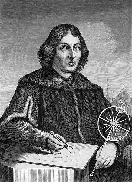 Nicolaus Copernicus (1473 - 1543), Nikolaus Copernicus