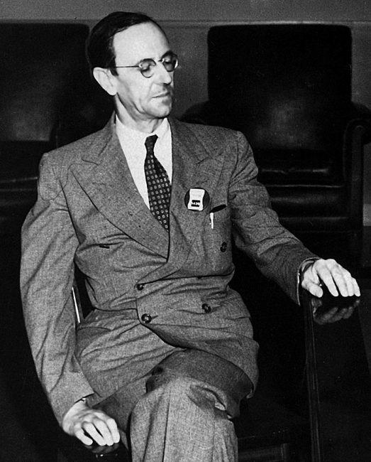 James Chadwick (1891 – 1974)