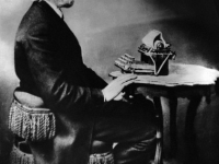 Christopher Latham Sholes invented the QWERTY Typewriter