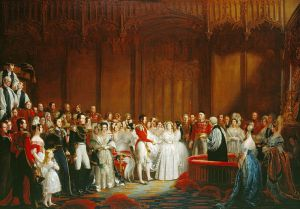 Royal Wedding of Victoria and Albert