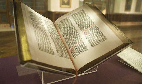 Johannes Gutenberg – Man of the Milennium