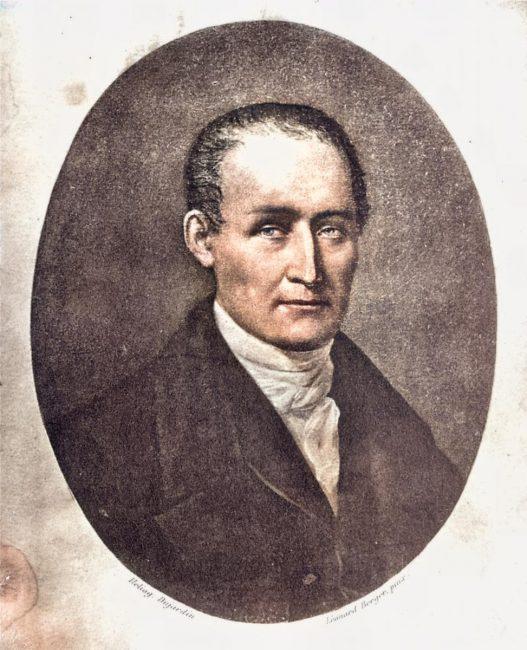 Joseph Nicéphore Niépce, 1765-1833