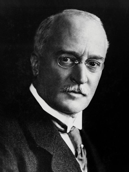 Rudolf Diesel and his famous Engine