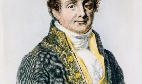 Joseph Fourier and the Greenhouse Effect