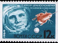 Yuri Gagarin – the first Man in Space