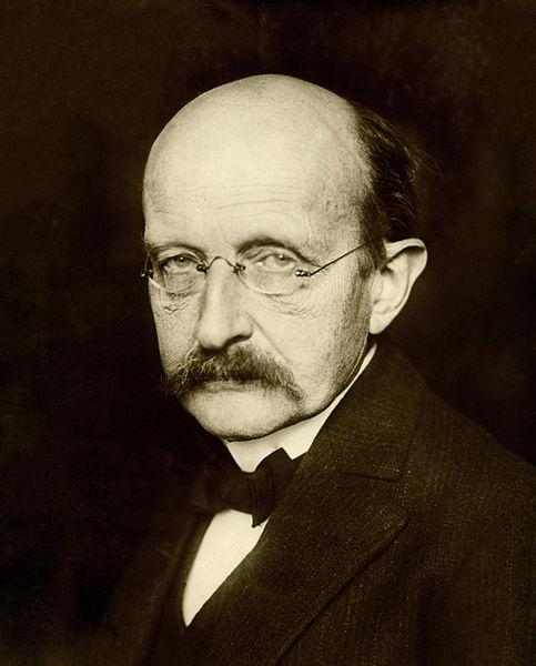 Max Planck (1858 – 1947)
