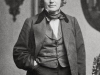 Louis Agassiz and the Ice Ages