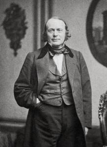 Louis Agassiz (1807 - 1873)