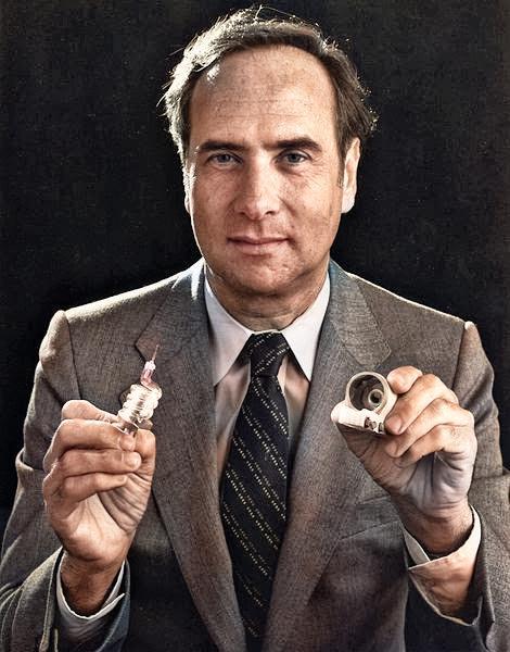 Theodore Maiman (1927 - 2007)