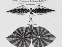 Albrecht Berblinger, the Tailor of Ulm and His Flying Machine