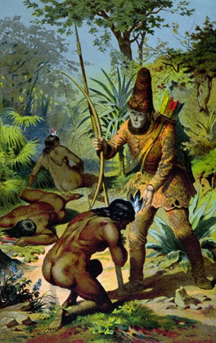 The Incredible Story of Robinson Crusoe
