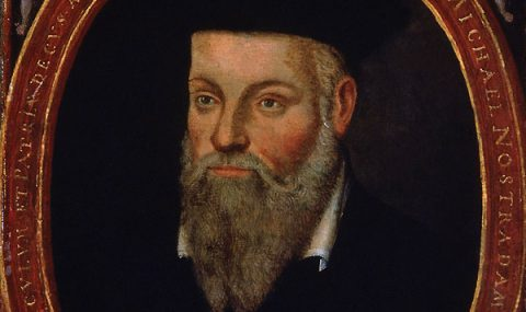 The Famous Prophecies of Nostradamus
