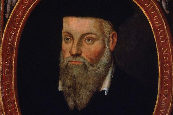 Michel de Nostredame (1503-1566), Nostradamus