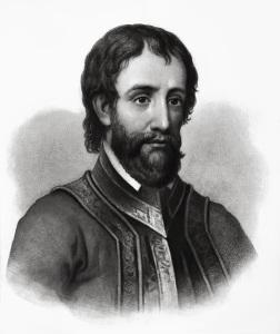 Hernando de Soto (1496/1497 – 1542)