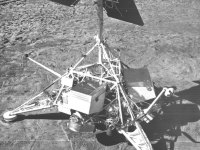 Surveyor 1 Lands on the Moon