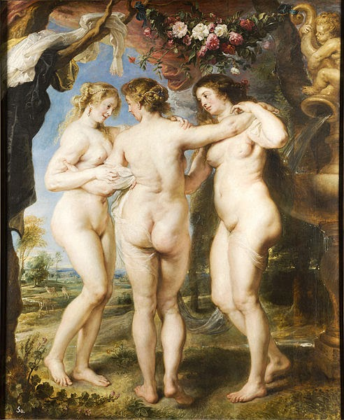 Peter Paul Rubens, The Three Graces