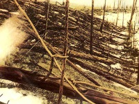 The Mysterious Tunguska Event – June 30, 1908