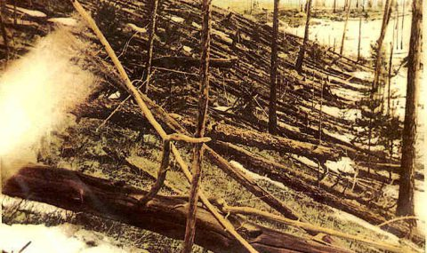 The Mysterious Tunguska Event