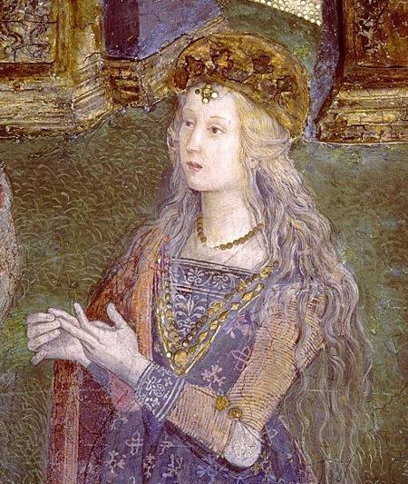 Lucrezia Borgia (1480-1519)