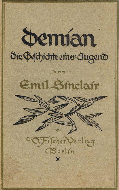 Hermann Hesse, Demian, 1919