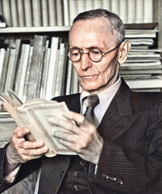 Hermann Hesse (1877-1962) [1]
