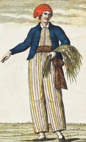 Jeanne Baret (1740 – 1807)