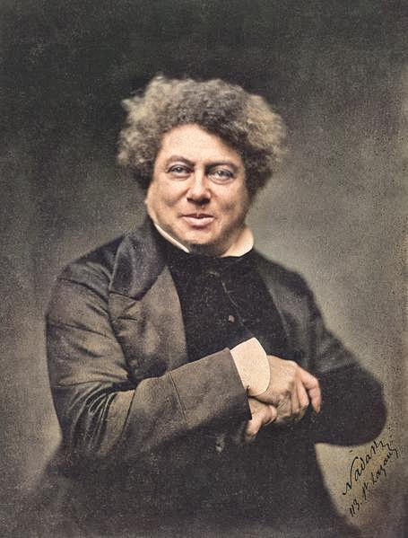 Alexandre Dumas, père (1802-1870)