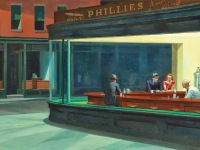 The Quiet Moments of Edward Hopper
