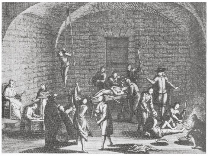 orture Chamber during the Spanish Inquisition (1805 - 1859)
