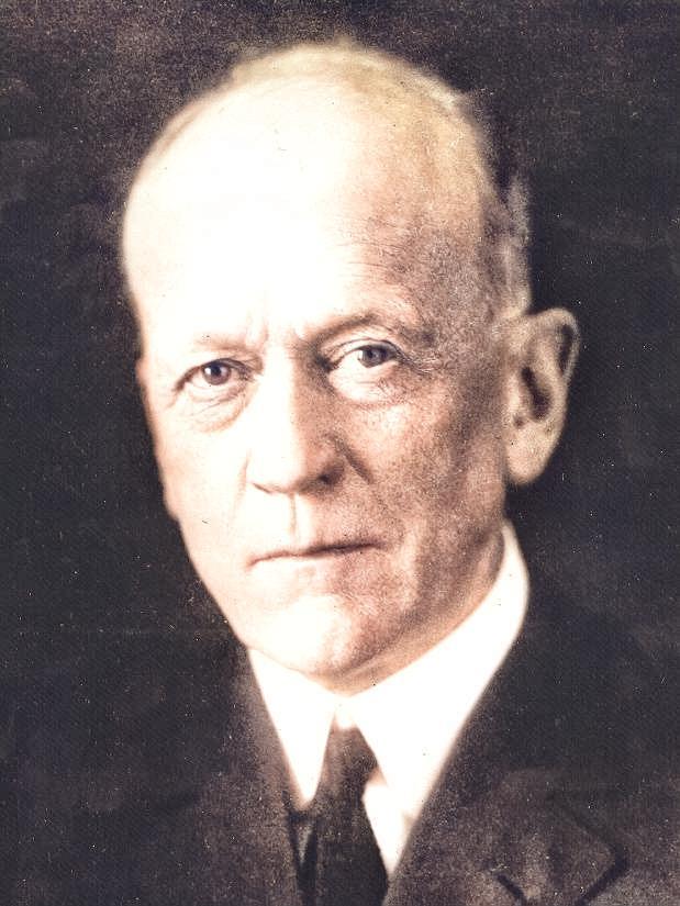 Charles Doolittle Walcott (1850-1927)