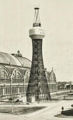 Hyperboloid Shukhov Tower