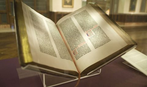 The Gutenberg Bible and the Printing Revolution