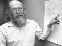 Jon Postel – Editor in Chief of the Internet