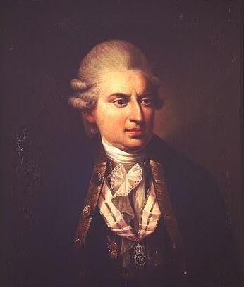 Johann Friedrich Struensee (1735 - 1772)