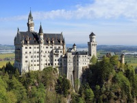 Neuschwanstein Castle – The Impossible Dream of a Mad King