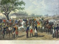 The Congress of Vienna in 1814 – Redrawing the Map of Europe