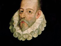 Miguel de Cervantes and his Knight of the Sad Countenance