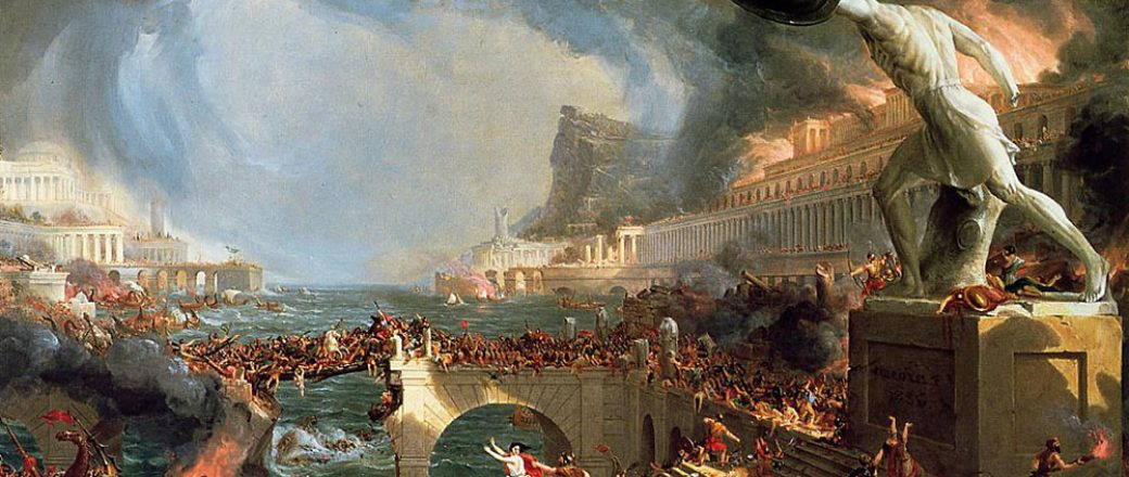 The Fall of Rome and the End of the Roman Empire