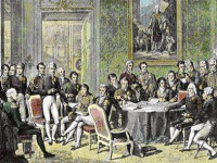 The Congress of Vienna 1814