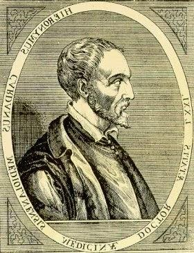 Gerolamo Cardano (1501 - 1576)