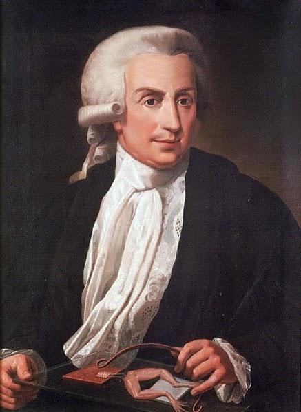 Luigi Aloisio Galvani (1737 – 1798)