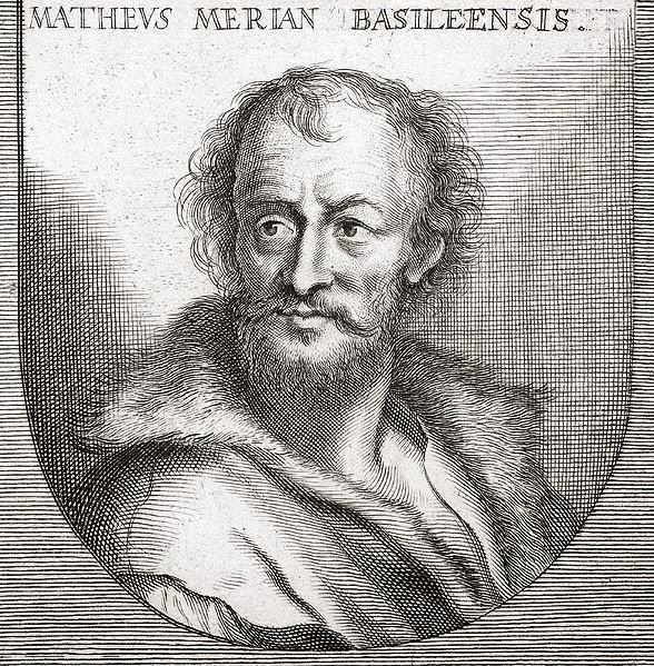 Matthäus Merian (1593 - 1650)
