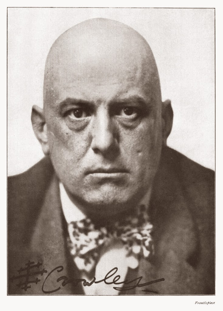 Aleister Crowley (1875-1947)
