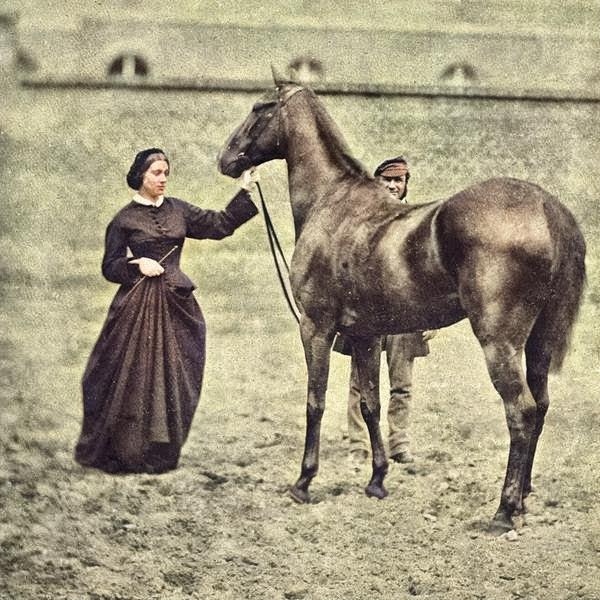 Alexine Tinne (1835 – 1869)