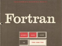 FORTRAN – The First Programming Language for Numeric Calculations