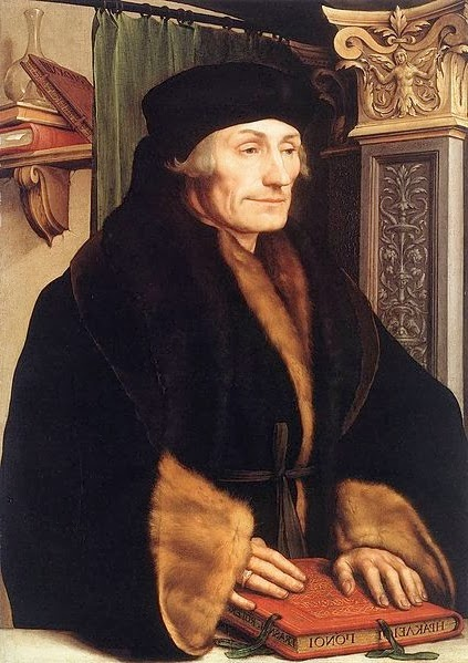 desiderius erasmus prince of the