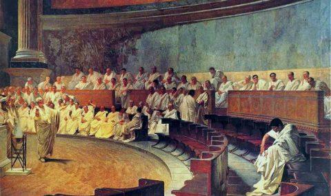 Quo usque tandem, Catilina – Cicero and the Catilinarian Conspiracy