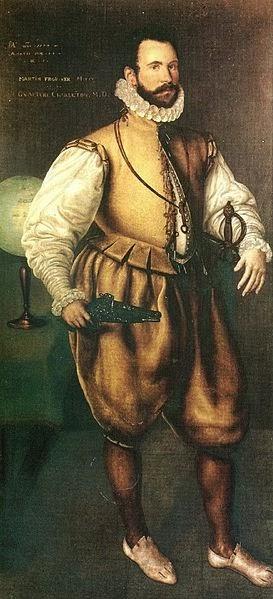 Martin Frobisher (ca 1539 - 1594)