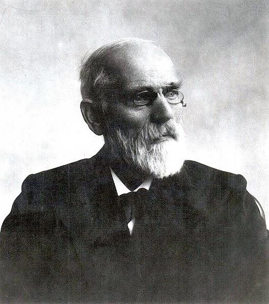 Johannes Diderkik van der Waals (1837 - 1923)